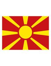 Flag Macedonia