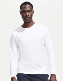 Men`s Long-Sleeve Sports T-Shirt Sporty